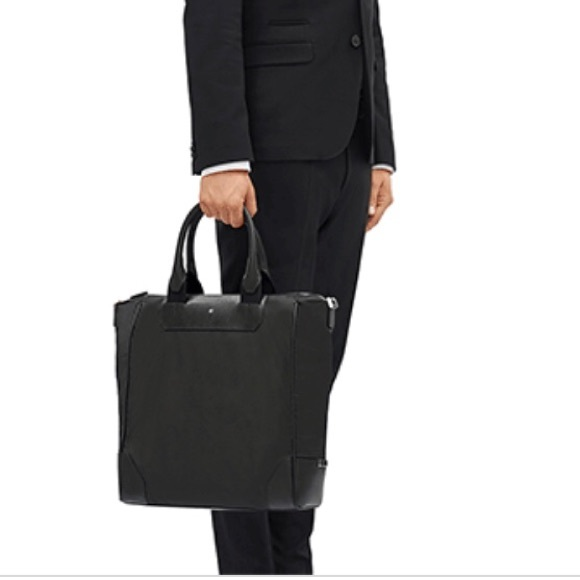 Montblanc Sartorial Jet Vertical Tote. M 5aad5c26d39ca2fba0025878 ade6361a2b